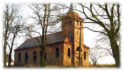 Kościół pomocniczy w Morasku pod wezwaniem Św Trójcy