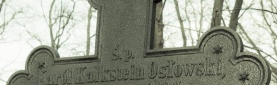 Kalkstein – Osłowscy w Glinienku i Chojnicy