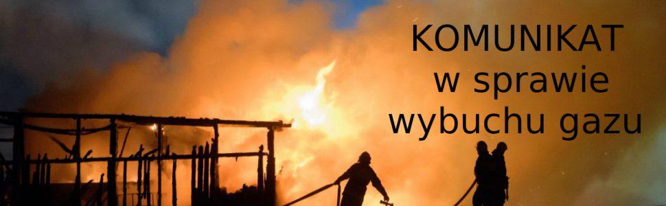 Pomoc dla osób, poszkodowanych podczas pożaru w Murowanej Goślinie