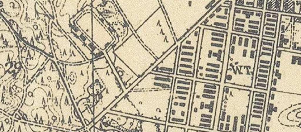 miejsce mogiły 1944