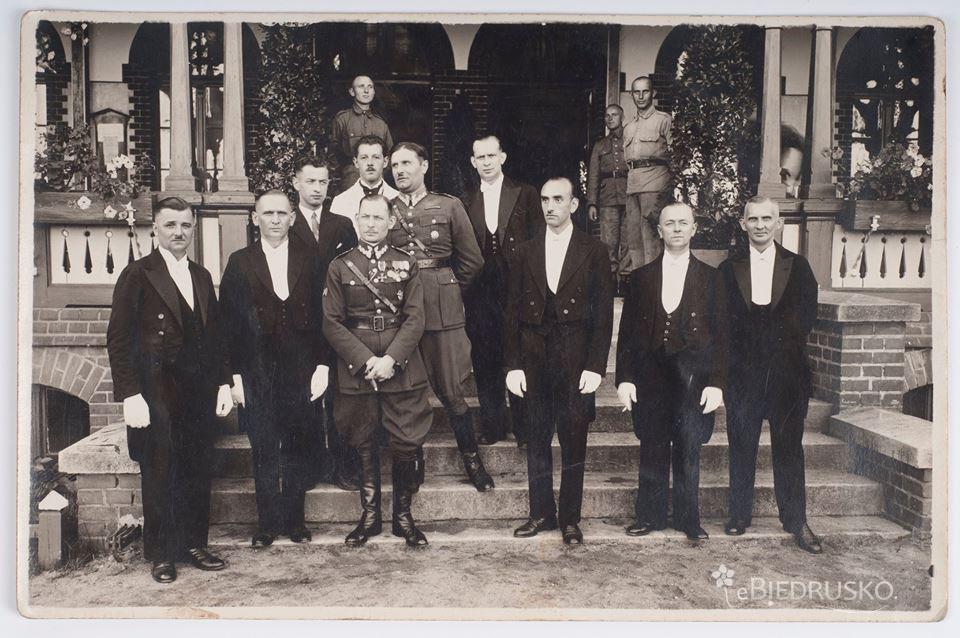 zdjęice minikowski 1933