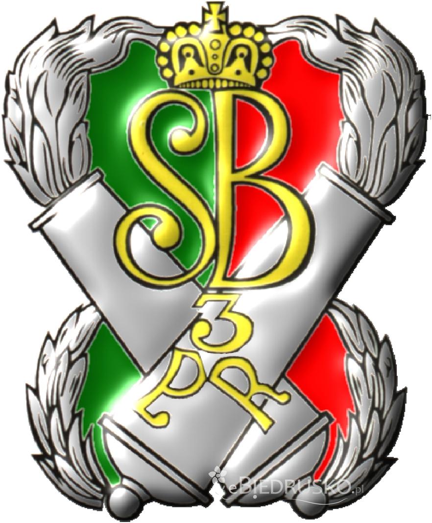 logo 3 Pułk Rakiet