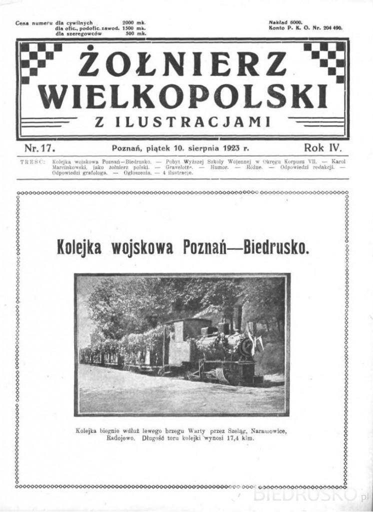 żółnierz wielkopolski nr17 10sierpnia 1923 (Kopiowanie)