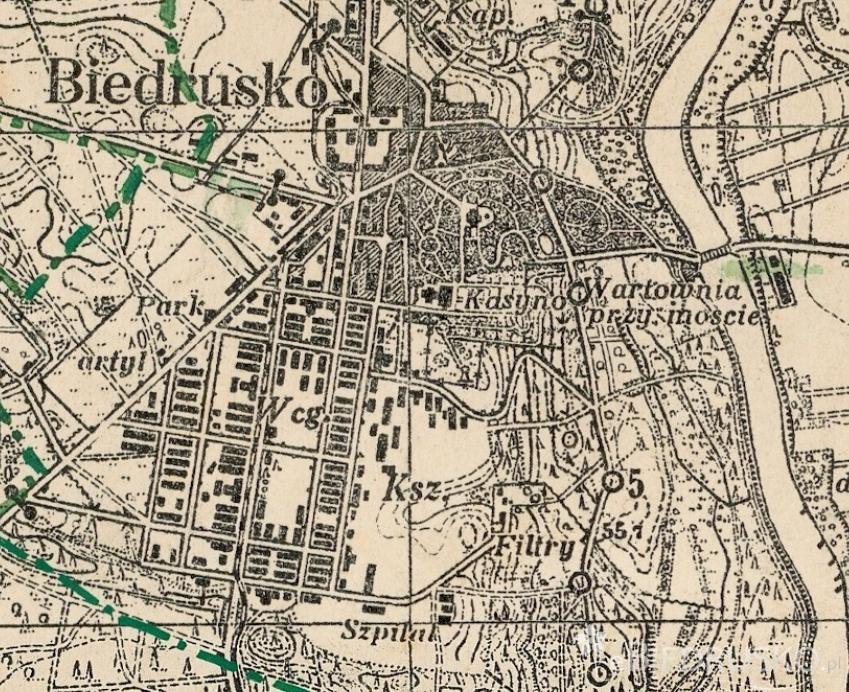 mapa 1928 (Kopiowanie)