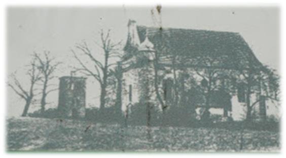 kościół stare zdjęcie