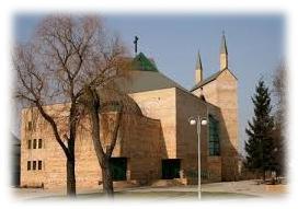kościół w Suchym Lesie