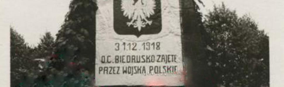 Obchody 100 rocznicy wyzwolenia Biedruska w Powstaniu Wielkopolskim