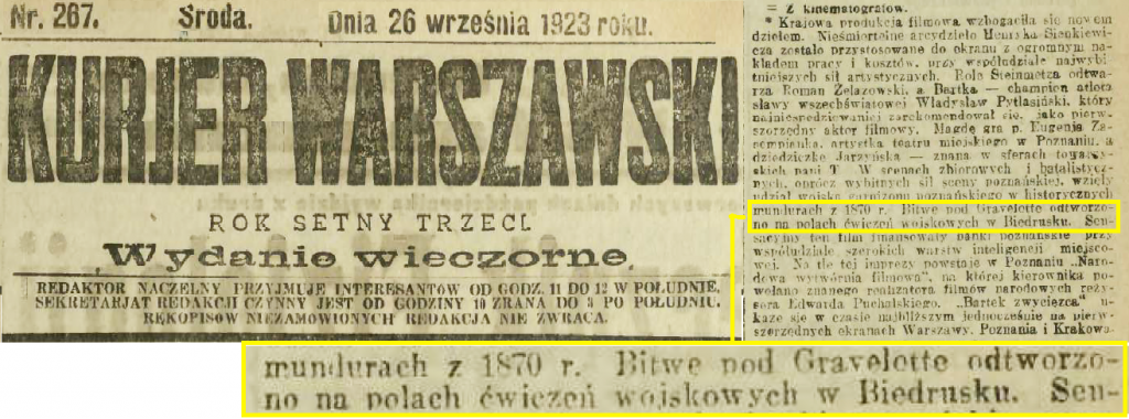 3 kurjer warszawski