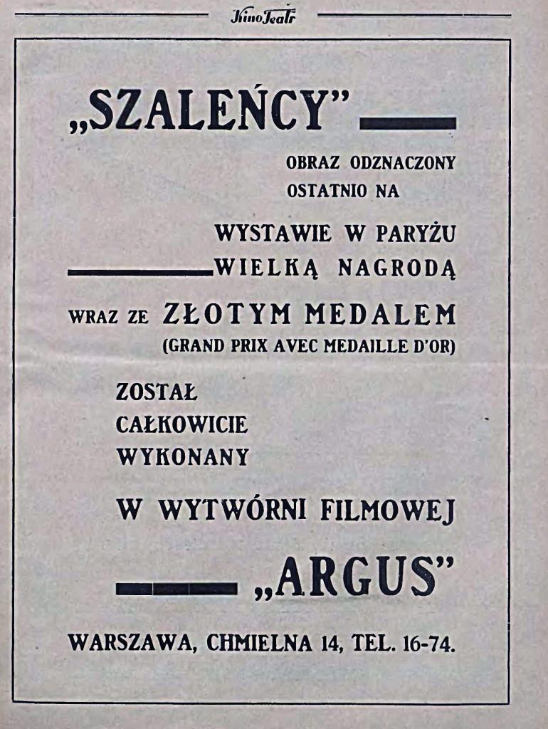 09 Kino Teatr_ ilustrowany dwutygodnik filmowo-teatralny 1928.11.01
