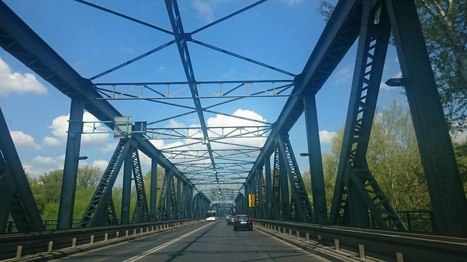 Most w Toruniu