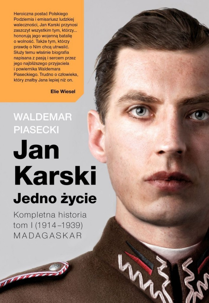 08 jan-karski-jedno-zycie-kompletna-historia-tom-1-1914-1939-madagaskar empik