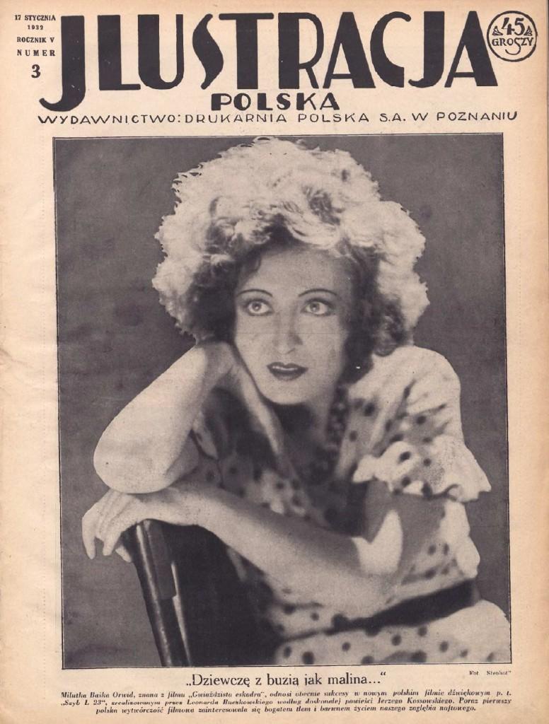 09 Jlustracja Polska 1932.01.17 R.5 Nr3