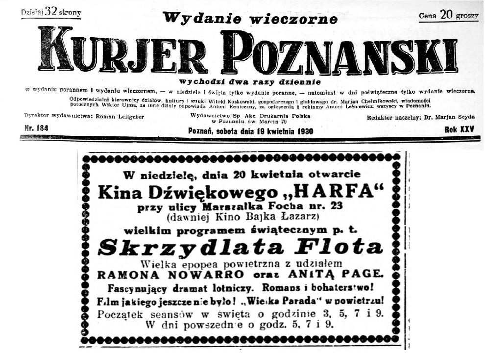 13 Kurjer Poznański poznanska komkurencja