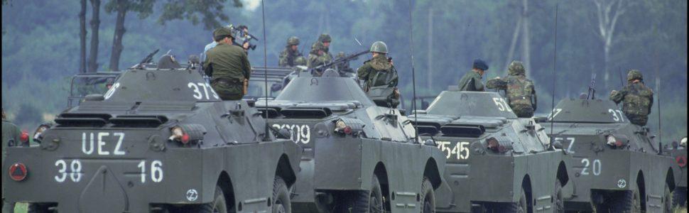"""Czym było """"Cooperative Bridge"""" i """"Partnerstwo dla Pokoju""""? (25 rocznica)"""