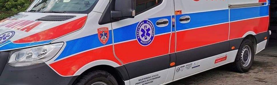 Zbiórka sprzętu dla ratowników medycznych